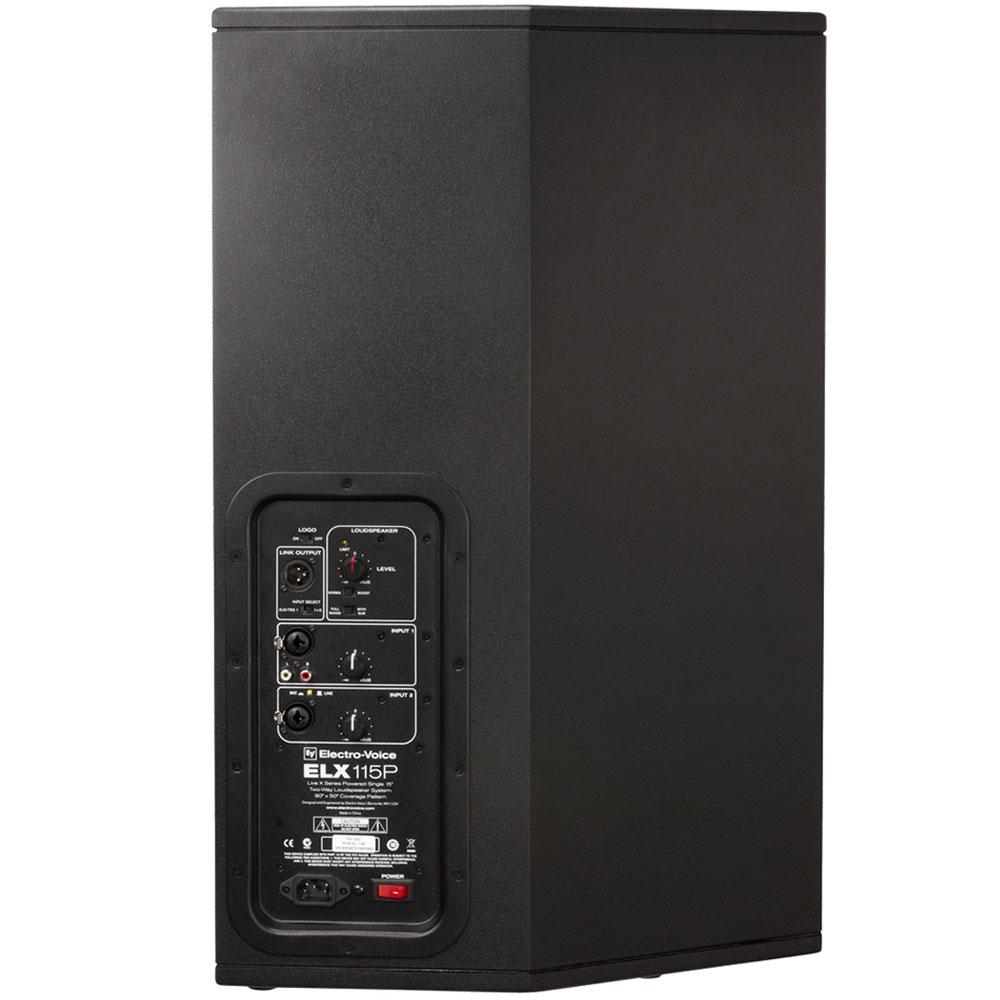 Caixa Ativa Fal 15 Pol 1000W Bi-Amplificada - ELX 115 P Electro-Voice
