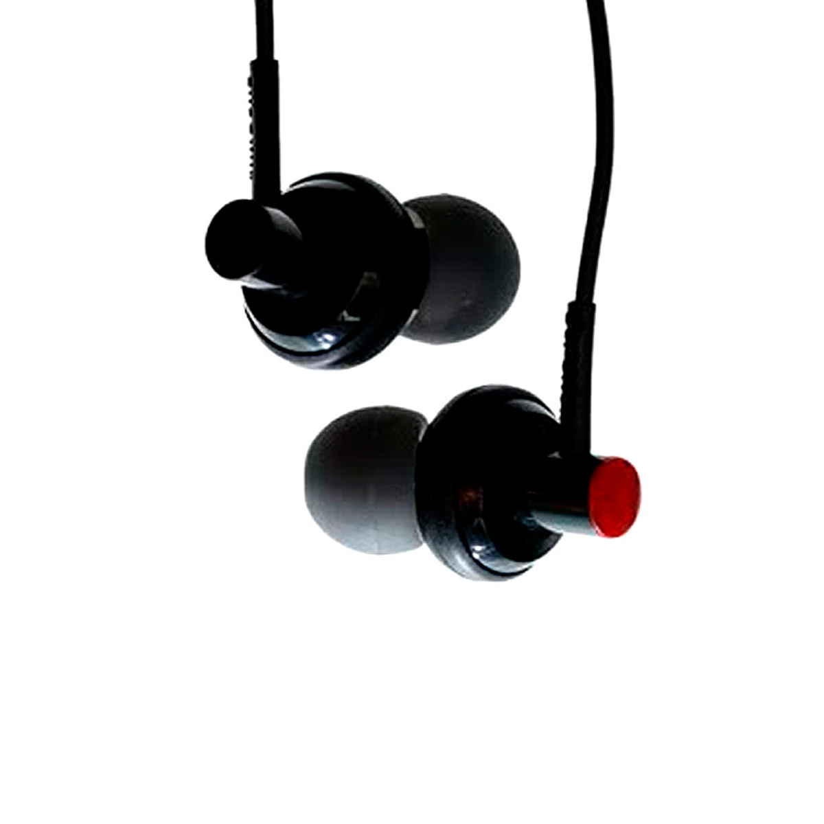 HD381 - Fone de Ouvido In-ear Preto HD 381 - Superlux