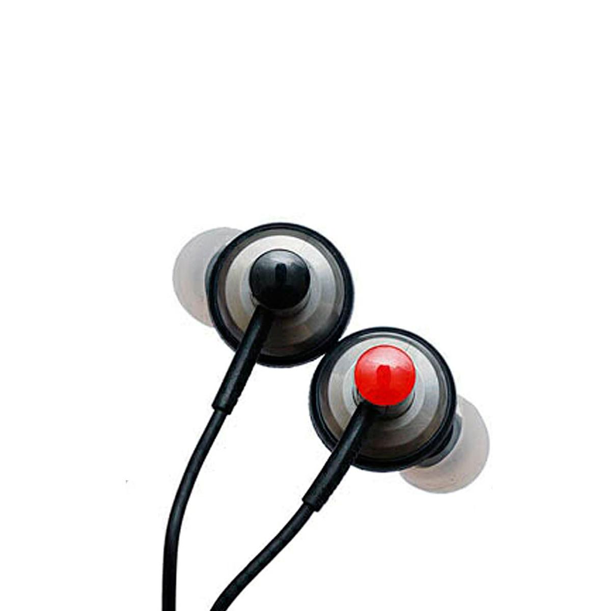 HD381 - Fone de Ouvido In-ear Cinza HD 381 - Superlux