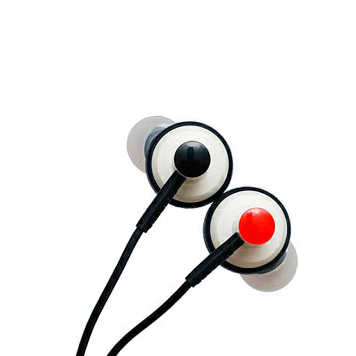 HD381 - Fone de Ouvido In-ear Branco HD 381 - Superlux