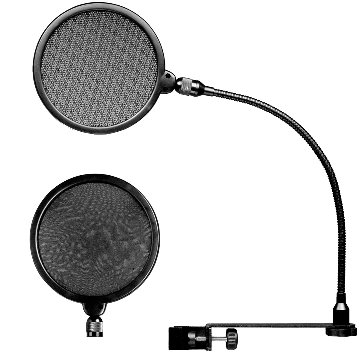 HM18AG - Pop Filter Anti Puf de Dupla Camada HM 18 A G - Superlux
