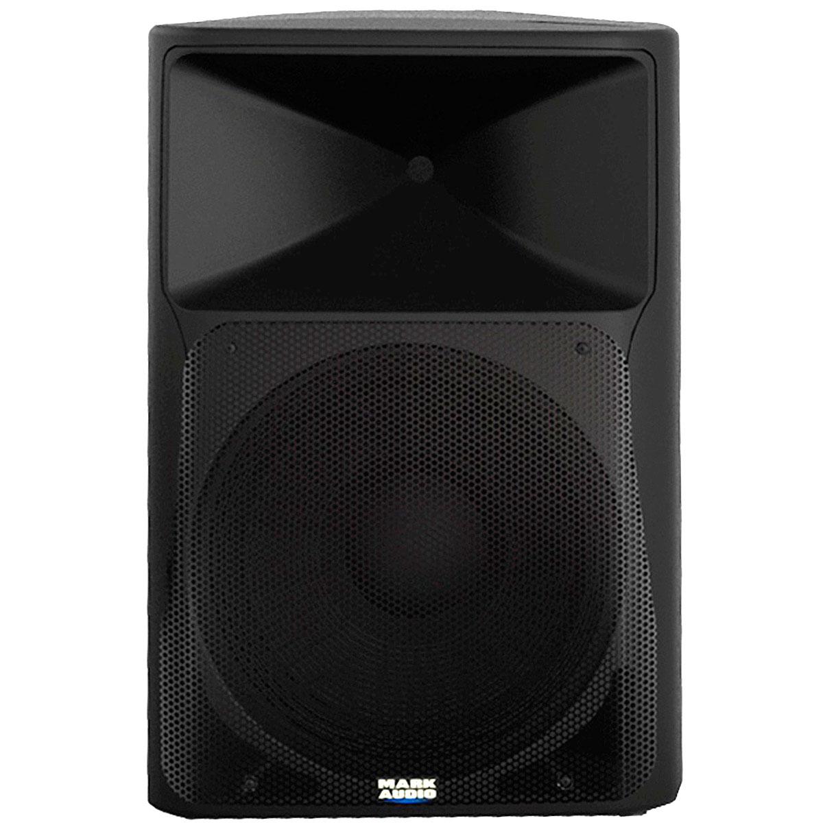 Caixa Ativa 500W MKA1550A - Mark Audio
