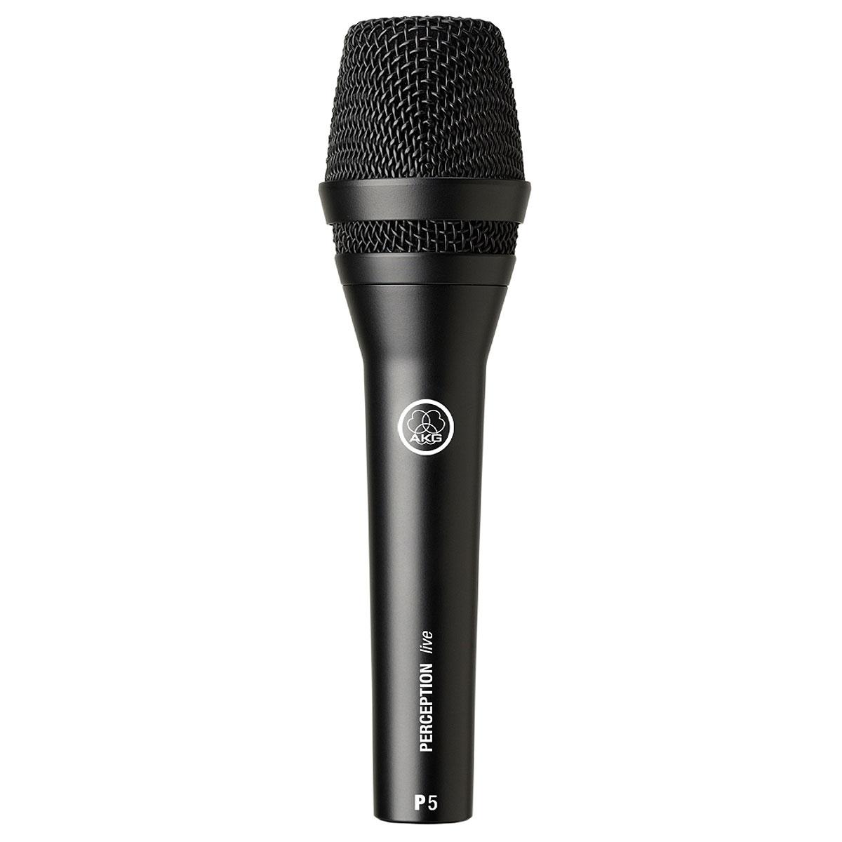 Microfone c/ Fio de Mão Perception 5S - AKG