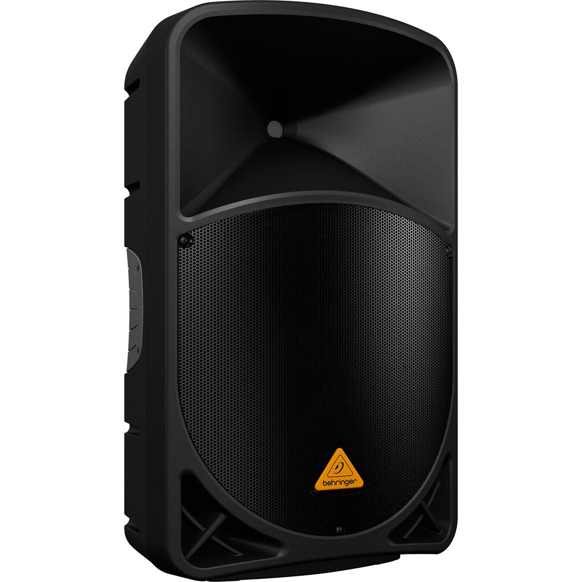 B115MP3 - Caixa Ativa 1000W c/ Player USB B 115 MP3 - Behringer