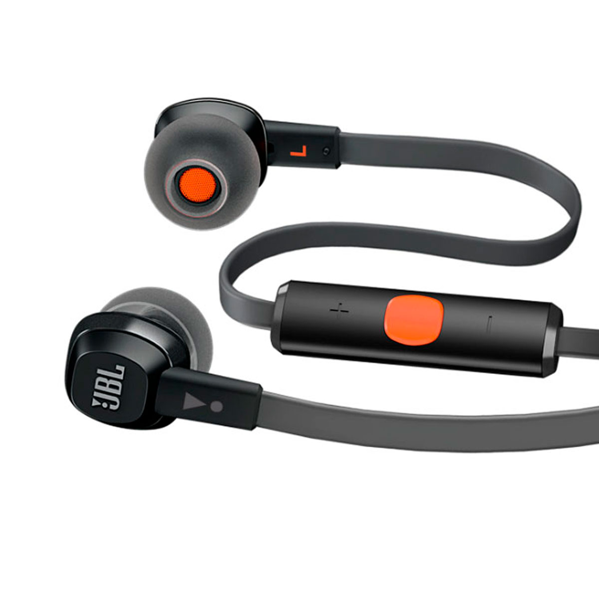 J22i - Fone de Ouvido In-ear Preto c/ Microfone p/ iPhone / iPad / iPod J 22i - JBL