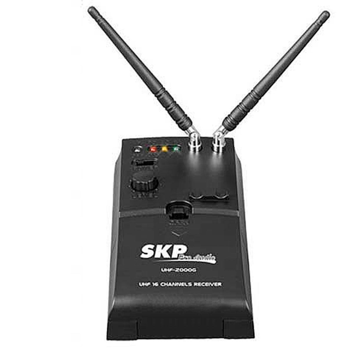 UHF2000G - Microfone s/ Fio p/ Instrumentos UHF 2000 G - SKP