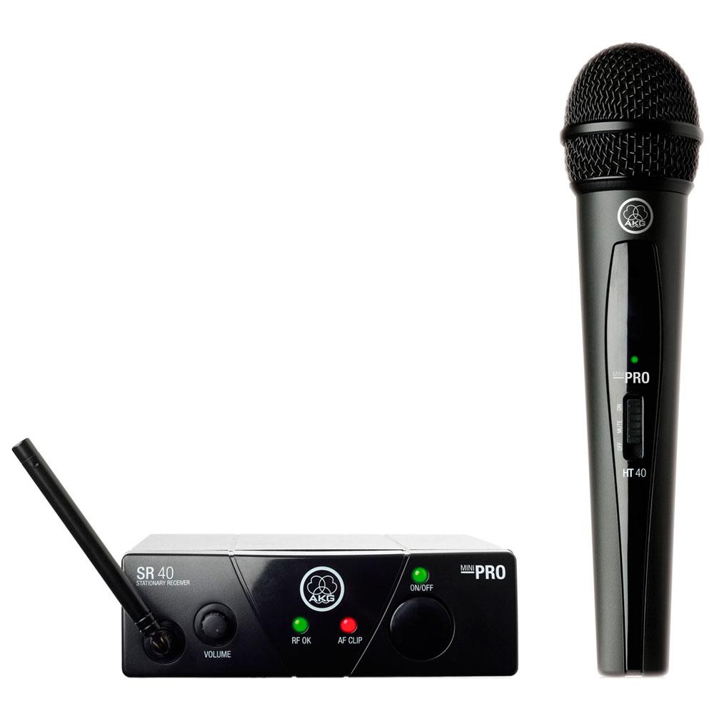 WMS40 - Microfone s/ Fio de M�o WMS 40 - AKG