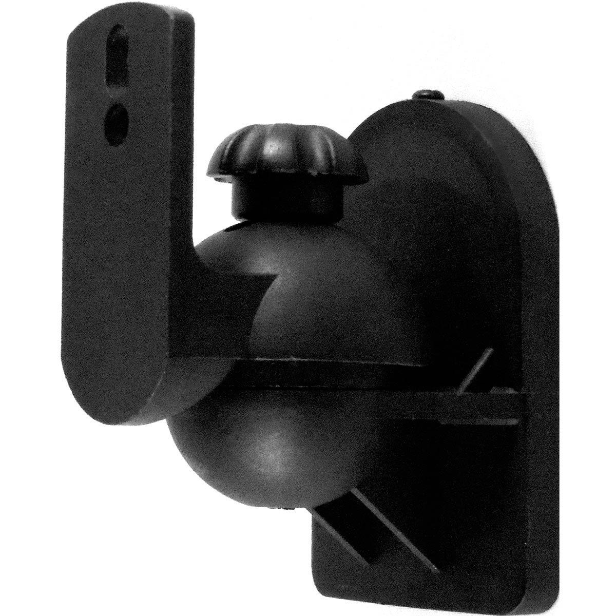 SC12B - Suporte de Parede p/ Caixa de Som c/ Regulagem ( Par ) SC 12 B - CSR