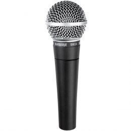SM58LC - Microfone c/ Fio de M�o SM 58 LC - Shure