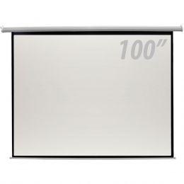 Tela de Projeção 100 Polegadas Retrátil - CSR