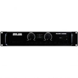 MK1200 - Amplificador Est�reo 2 Canais 200W MK 1200 - Mark Audio