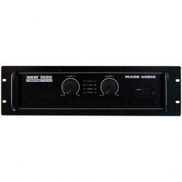 MK3600 - Amplificador Est�reo 2 Canais 600W MK 3600 - Mark Audio