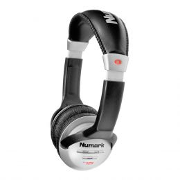 HF125 - Fone de Ouvido On-ear HF 125 - Numark