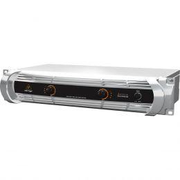 Amplificador Estéreo 2 Canais 3000W c/ Crossover NU 3000 - Behringer