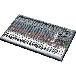 SX2442FX - Mesa de Som / Mixer 24 Canais Eurodesk SX 2442 FX - Behringer