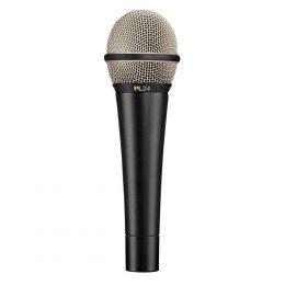 PL24 - Microfone c/ Fio de Mão PL 24 - Electro-Voice