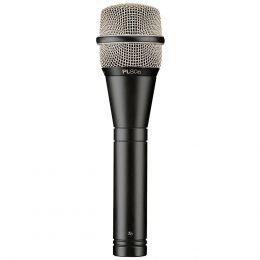 PL80A - Microfone c/ Fio de Mão PL 80 A - Electro-Voice
