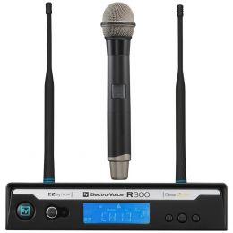 R300HDPL22 - Microfone s/ Fio de M�o UHF R 300 HD PL 22 - Electro-Voice