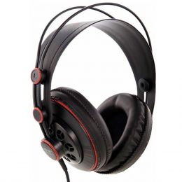 Fone de Ouvido Over-ear 10 Hz - 30 KHz 32 Ohms HD 681 - Superlux