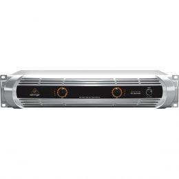 Amplificador Estéreo 2 Canais 6000W c/ Crossover NU 6000 - Behringer