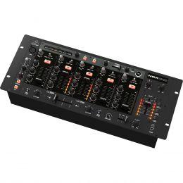 NOX1010 - Mixer Dj 5 Canais NOX 1010 - Behringer