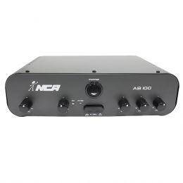 AB100 - Amplificador Som Ambiente 100W AB 100 - NCA