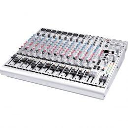 UB2222FXPRO - Mesa de Som / Mixer 22 Canais Eurorack UB 2222 FX PRO - Behringer