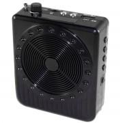 BQ 810 - Kit Professor Port�til c/ Caixa + Microfone c/ Fio BQ810 Boas