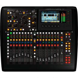 X32Compact - Mesa de Som / Mixer Digital 16 Canais ( Expansível ) 16 Saídas Multiuso X 32 Compact - Behringer