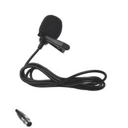 LVM01MX - Microfone c/ Fio Lapela LVM 01 MX - Lyco