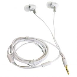 CD168 - Fone de Ouvido In-ear Branco CD 168 - Yoga