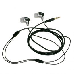 CD168 - Fone de Ouvido In-ear Preto CD 168 - Yoga