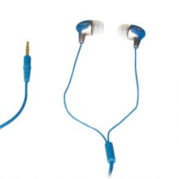 CD168 - Fone de Ouvido In-ear Azul CD 168 - Yoga