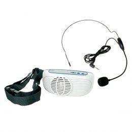 BW500X - Kit Professor Port�til c/ Caixa + Microfone c/ Fio BW 500 X - CSR