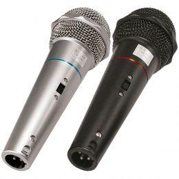 CSR505 - Kit 2 Microfones c/ Fio de Mão CSR 505 - CSR