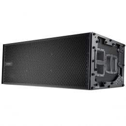 L212D - Caixa Ativa Line Array 2000W Vertcon L 212 D - Attack