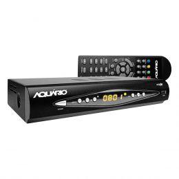 DTV 8000 - Conversor e Gravador Digital de TV Full HD DTV8000 Aqu�rio