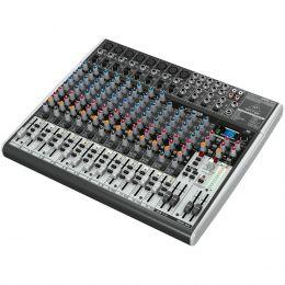 X2222USB - Mesa de Som / Mixer 22 Canais Xenyx X 2222 USB - Behringer