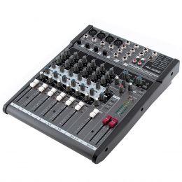 AM1204FX - Mesa de Som / Mixer 8 Canais AM 1204 FX - Phonic