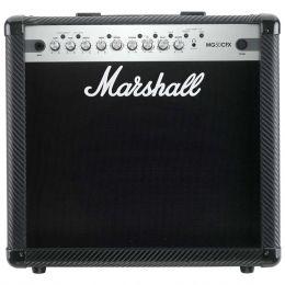 MG50FX - Amplificador Combo p/ Guitarra Carbon Fiber MG 50 FX - Marshall