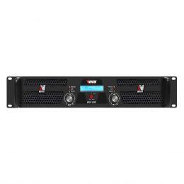NOVO2500 - Amplificador Estéreo 2 Canais 2500W NOVO 2500 - Novik Neo