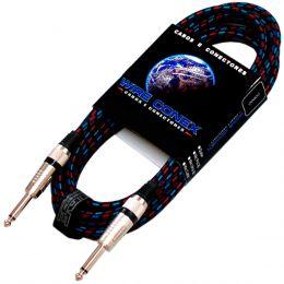 Cabo T�xtil 10Mt P10 M / P10 M Mono - Wireconex