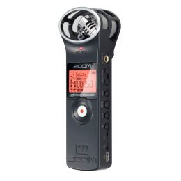 H1 - Gravador Digital de Áudio Preto H 1 - Zoom