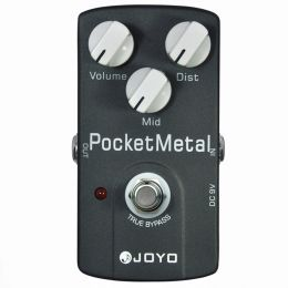 JF35 - Pedal Guitarra Pocket Metal JF 35 - JOYO