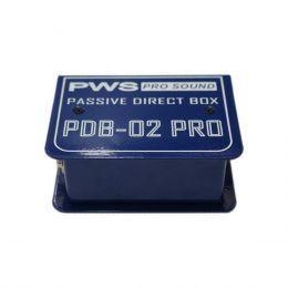 PDB02PRO - Direct Box Passivo PDB 02 PRO - PWS