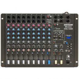 AMW10ESD - Mesa de Som / Mixer 10 Canais USB AMW 10 ESD - Ciclotron