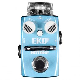 SDL1 - Pedal Guitarra Eko Delay SDL 1 - Hotone