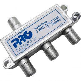 PQVD1023 - Divisor 1:3 CATV 1GHz (25unid) PQVD 1023 - ProEletronic