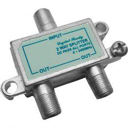 1:2CATV - Divisor 1:2 CATV 1GHz (25unid) - VR