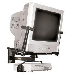 SBR1.1 - Suporte de Parede p/ TV CRT 14 a 21 c/ DVD SBR 1.1 - Brasforma